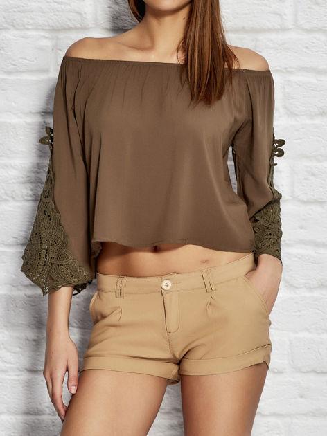 Modne bluzki damskie