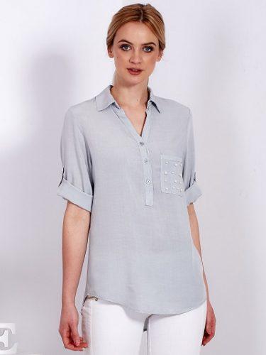 bluzki koszulowe